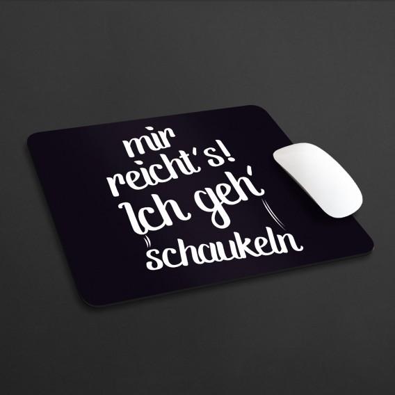 Mousepad Schaukeln