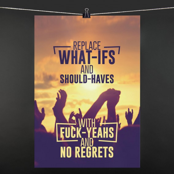 POSTER replace what-if's