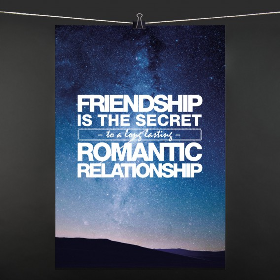 POSTER Friendship