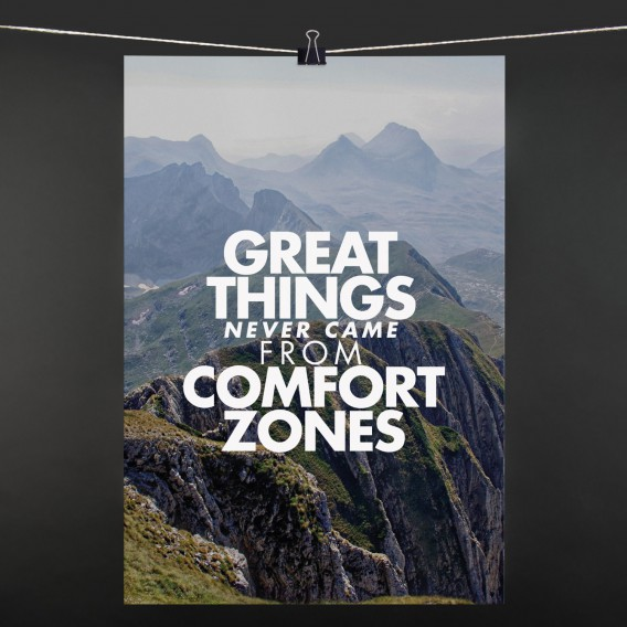 POSTER great things