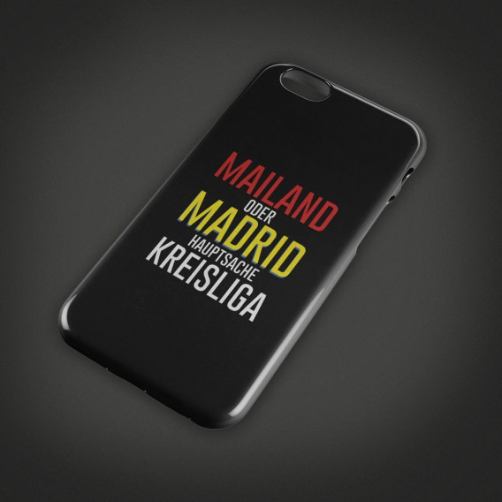 Handycover Mailand oder Madrid