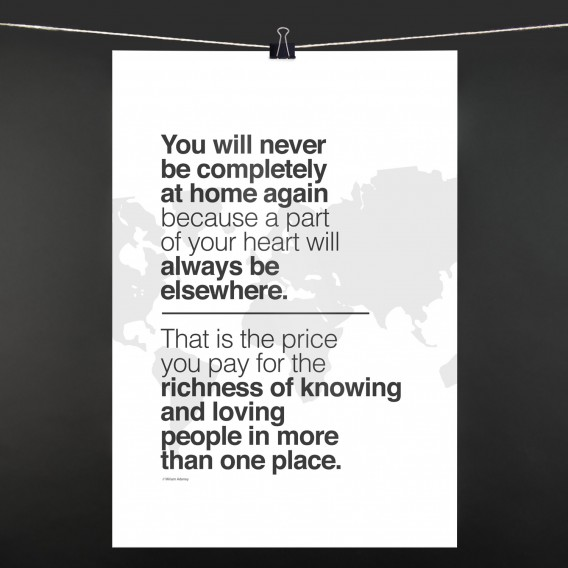 POSTER you will never