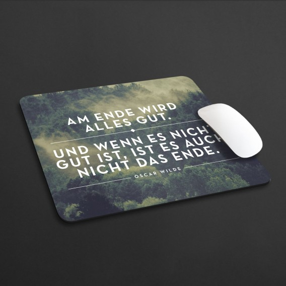 Mousepad Am Ende