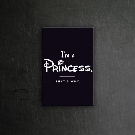 I'm a princess Magnet