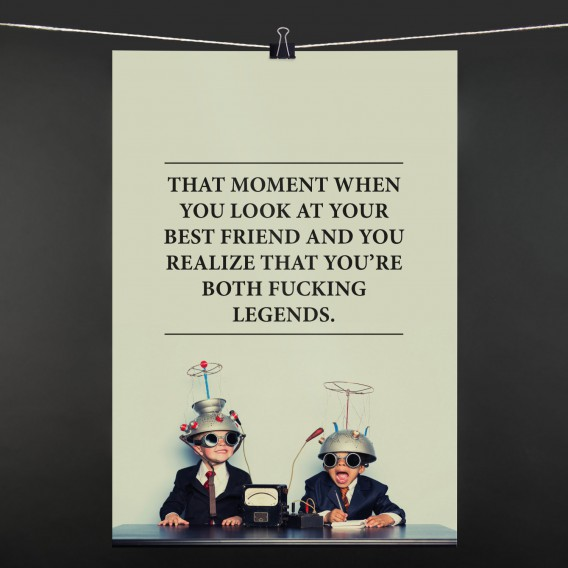 POSTER that moment