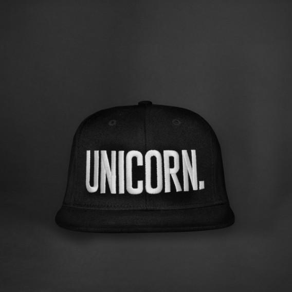 Unicorn Snapback flat