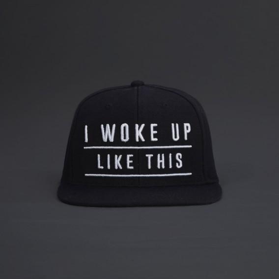 I woke up like this Snapback