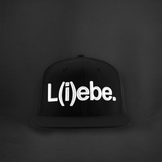 L(i)ebe Snapback black