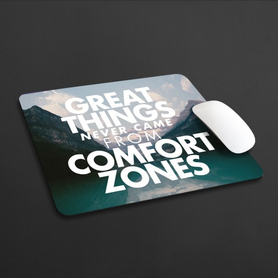 Mousepad Great things