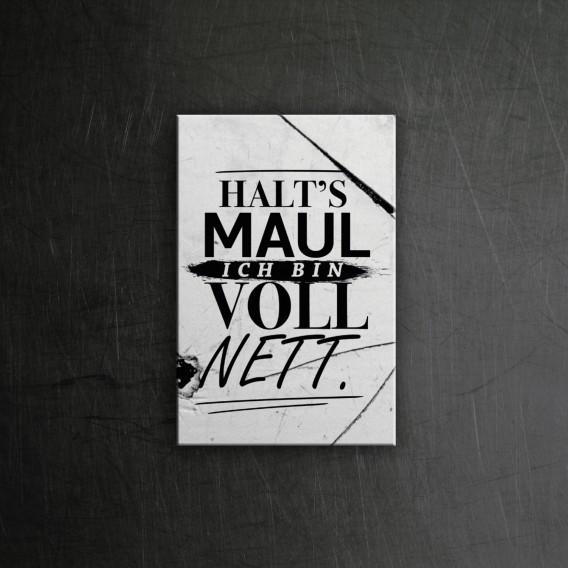 Halt's Maul Magnet