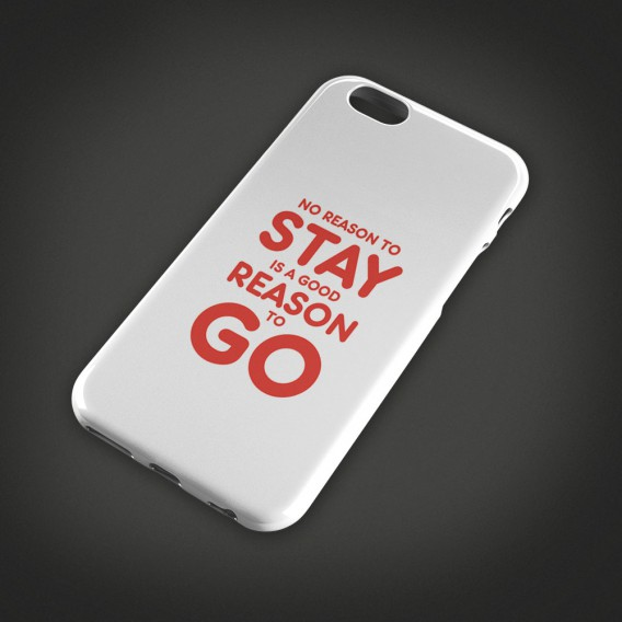 Handycover no reason to stay