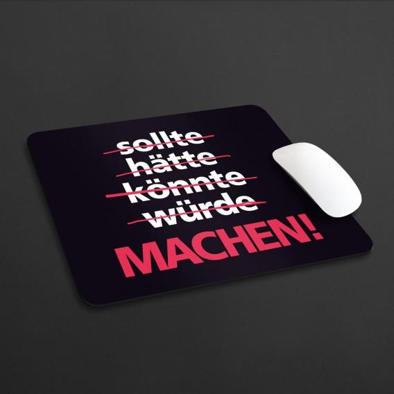 Mousepad Machen