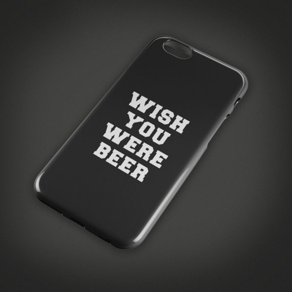 Handycover wish you were beer
