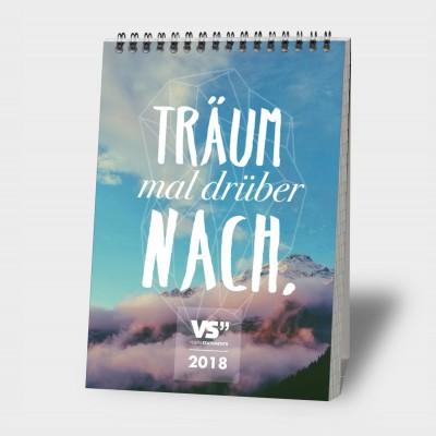 Tagträumer / 2018 - Wochentischkalender