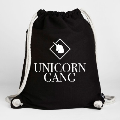 Unicorn Gang - Turnbeutel