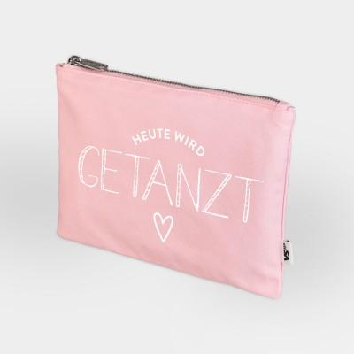Heute wird getanzt - Zip Bag