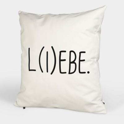 L(i)ebe - Kissenbezug