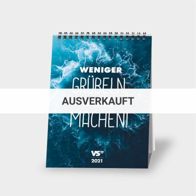 """Best Of VS"""" - Wochentischkalender 2021 A5"""