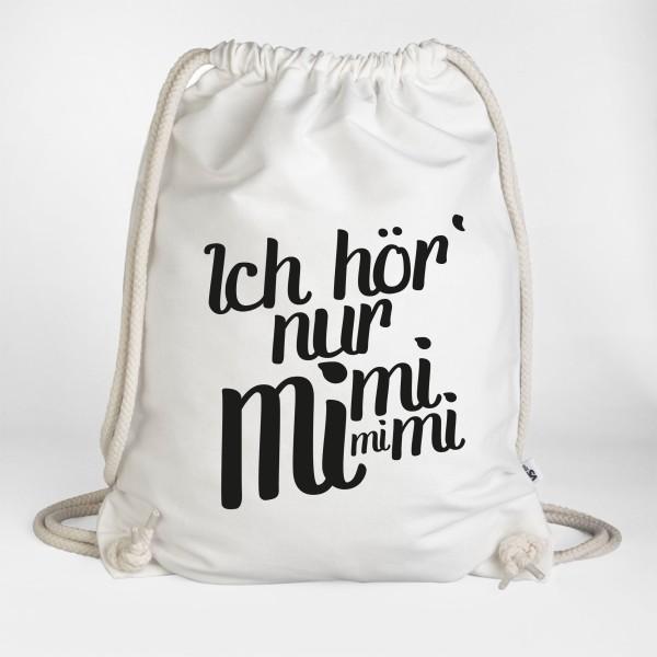 Ich hör nur mimimi - Turnbeutel