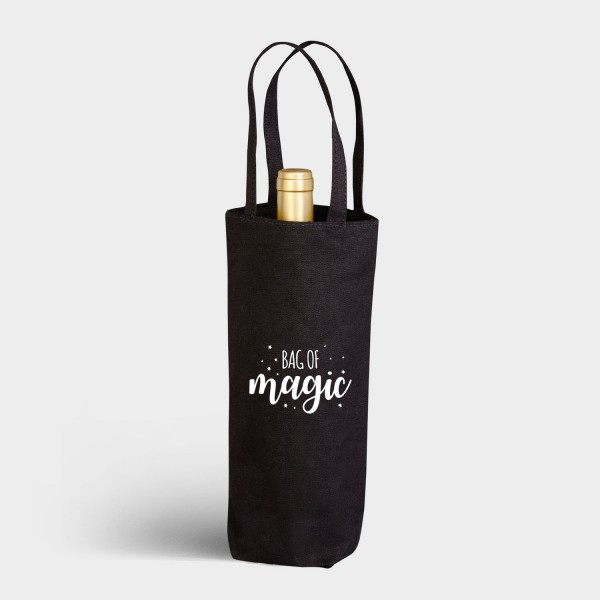 Bag of magic black - Flaschenbeutel