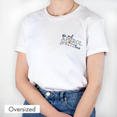 Oversized T-Shirt - Aperol Spritztour