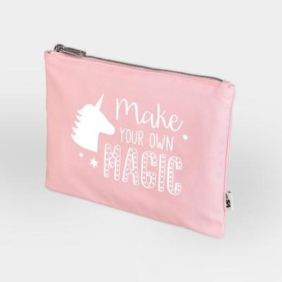 Make your own magic Rosa - Zip Bag