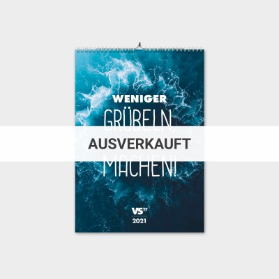 "Best Of VS"" - Wochenwandkalender 2021 A4"