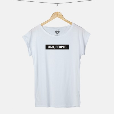T-Shirt Wordporn - Ugh, People