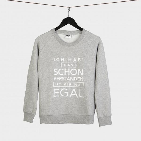 Ich hab das schon verstanden - Sweater