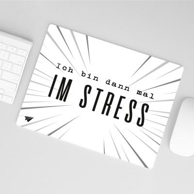 ich bin dann mal im Stress