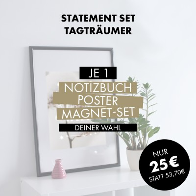 Statement Set: Tagträumer