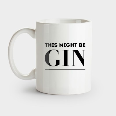 This might be GIN - Tasse