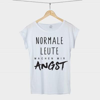 Normale Leute machen mir Angst - Shirt
