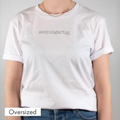 Oversized T-Shirt - Weinzigartig