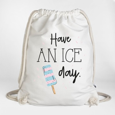 Have an ice day - Turnbeutel