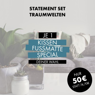 Statement Set: Traumwelten
