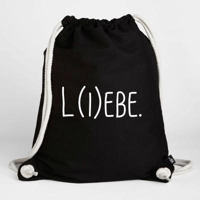 L(i)ebe - Turnbeutel