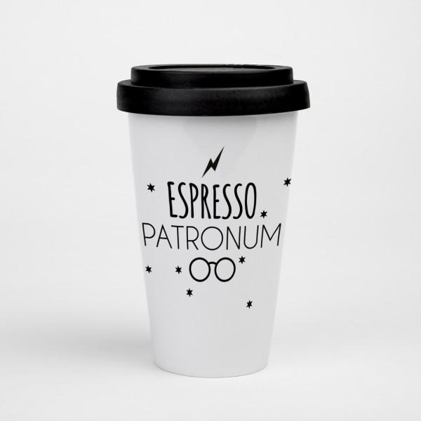 To-Go Becher Espresso Patronum