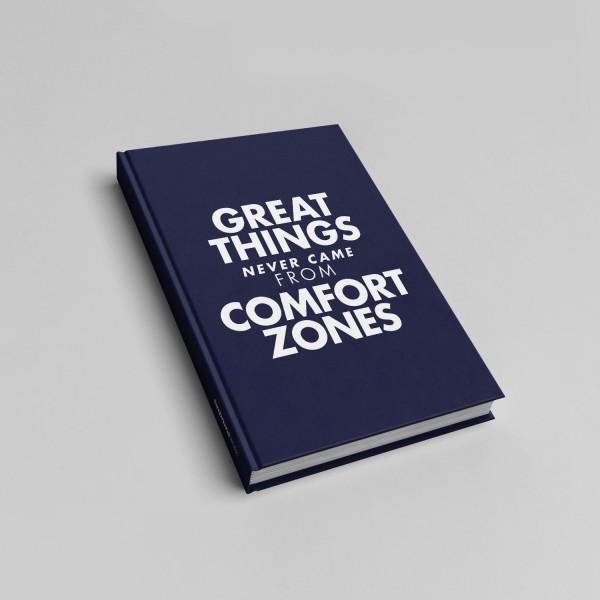 Great things - Notizbuch