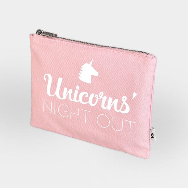 Unicorns' night out - Zip Bag