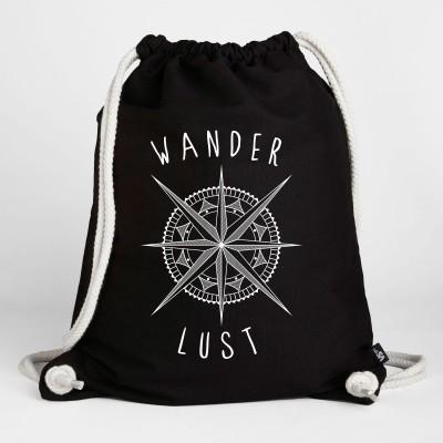 Wanderlust - Turnbeutel