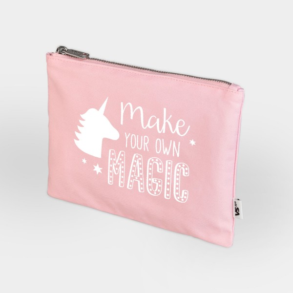 Make your own magic - Zip Bag