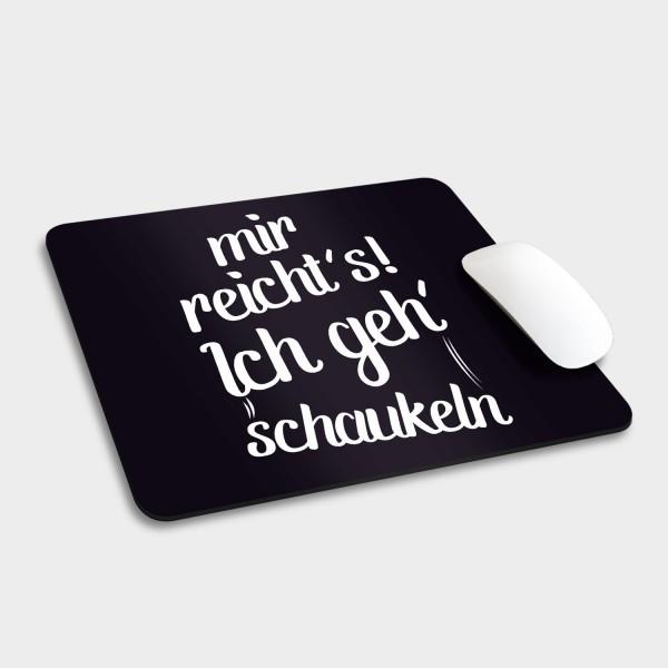 Schaukeln - Mousepad