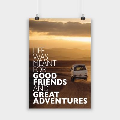 Good friends - Poster