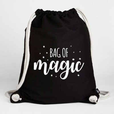 Bag of magic - Turnbeutel
