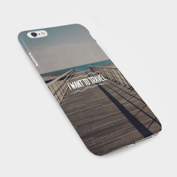 Want to travel - Handycover