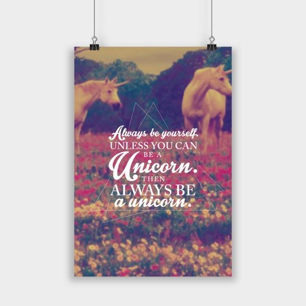 Unicorn - Poster