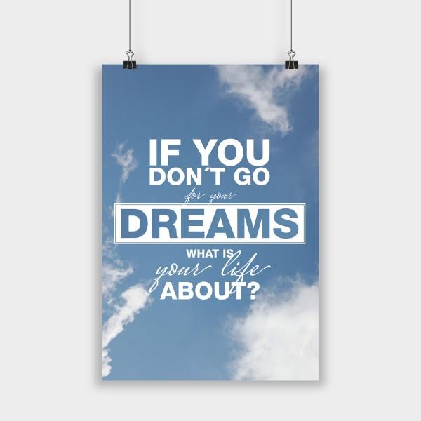 Dreams - Poster