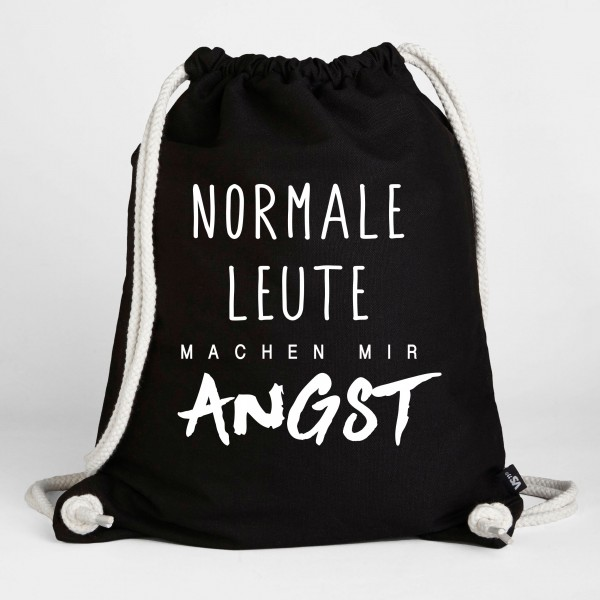Normale Leute - Turnbeutel
