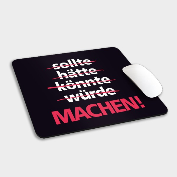 Machen - Mousepad